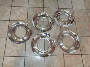 1948 1953 1955 1958 1954 1955 Ford Lincoln Mercury Buick Trim Rings Nors Old A