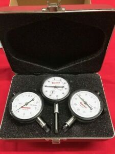 Starrett S253z Dial Indicator Set In Stock