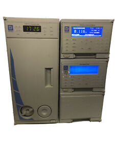 Dionex Gp50 Hplc Gradient Pump Ed40 Electrochemical Detector Lc30 Oven System