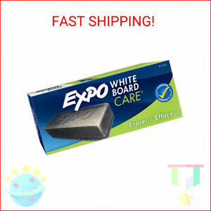 Expo Whiteboard Eraser For Dry Erase Surfaces 1 Count
