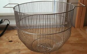 Hobart Vmlh 40 40 Qt Stainless Steel Mixing Bowl Basket Mixer