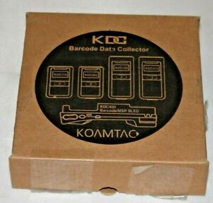 Kdc200im Bluetooth Barcode Scanner with Software Disc
