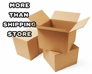 14x14x4 Moving Box Packaging Boxes Cardboard Corrugated Packing Shipping