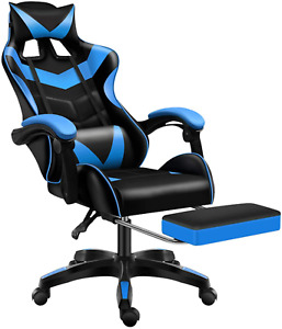 Sibosen Gaming Chair Office Chair Computer Chair High Back Pu Leather Desk Chair