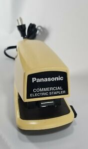 Panasonic Commercial Electric Stapler As 300n tested