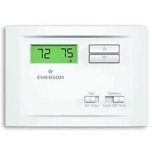 Np110 Non programmable Single Stage Thermostat New