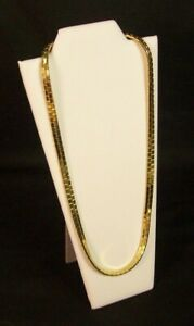 Jewelry Display Fixtures 4 New Necklace Easel Displays White 8 High