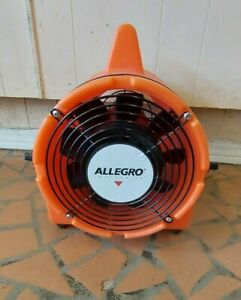 Allegro Com pax ial Blower 9533 8 Axial Blower Only