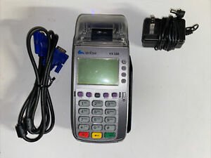 Verifone Vx520 Credit Card Terminal With Power Cord