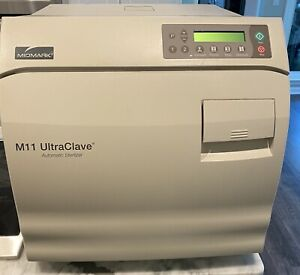Midmark M11 Ultraclave Dental Autoclave Sterilizer