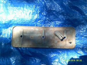 Mg Tc Td Mgtc Mgtd Engine Side Cover