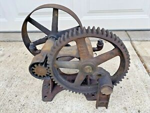 F E Myers Bro Ashland Oh Water Pump Tractor Hit Miss Engine Antique Farm