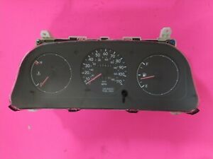 1993 1994 1995 1996 1997 Toyota Corolla Instrument Cluster