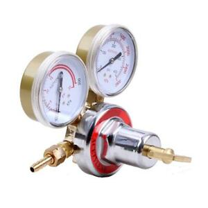 High Quality Pressure Acetylene Regulator Welding Gas Gauge Torch Cutting Cga510