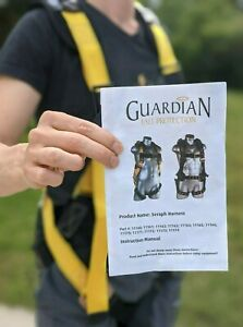 Guardian Fall Protection Seraph Harness Roofer Construction Work Safe M l 11160