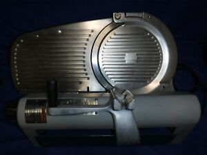 Hobart Meat Slicer 1612p 1 3 Hp 1725 Rpm 120 V Read For Shipping