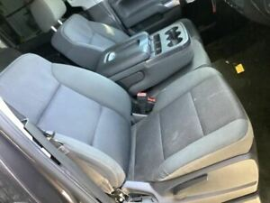 Passenger Front Seat Bucket And Bench Fits 14 18 Sierra 1500 Pickup 468216