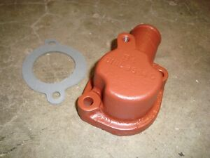 Ford Industrial Engine Thermostat Housing 134 172 192 Gas Diesel D1nn8594c Used