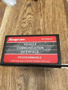 Brand New Snap On Mt2500vci Scanner Cartridge 2006