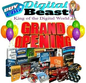 Grand Opening Digital Products reseller Hosting blogs software video sale On Now