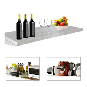 1 2m Shelf For Concession Window Food Accessories Commercial Kitchen Stainless