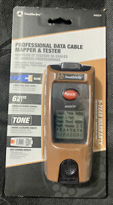 Southwire Professional Data Cable Mapper Tester M400tp new sealed