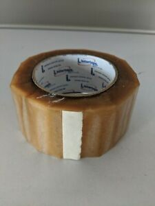 Lot Of 6 Rolls Intertape Brand Packing Tape 2 X 110 Yards New old Stock