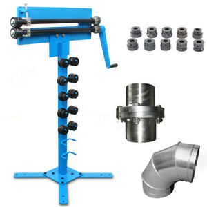 107cm Manual Bead Roller With Cutting Capacity 1 2mm Sheet Metal Bead Roller