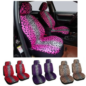 Universal Comfort Car Truck Suv Front Seat Covers Protector Cushion Washable