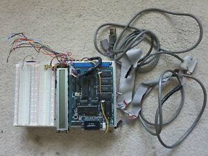 Vintage Micromint Bcc52 Computer controller On Prototyping And Development Platf