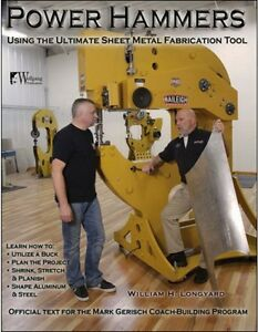 Power Hammers Using The Ultimate Sheet Metal Fabrication Tool Planishing Hammer