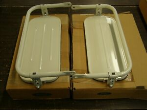 Nos Oem Ford Large Truck Mirrors 1969 1970 1971 1972 1973 1974 1975 1976 1977