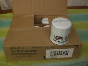 Service Champ Oil Filter 12 In A Case Of4477 Wph2840
