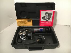 Stant Tools Radiator Pressure Tester St270 12270 In Great Shape