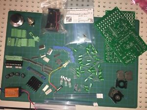 Lot Sale Quality Grab Bag Of All New Unused Electronic Parts Components Diy