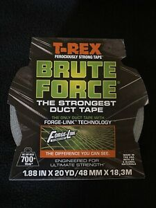 Duct Tape T rex Brute Force Performance Duct Tape 1 88in X 20 Yds