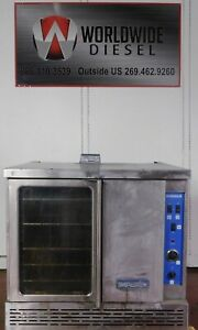Imperial Convention Oven Model 1cu 1 S n 02034503