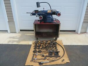 Ammco 4000 Disc Drum Brake Lathe With Tooling Adapters Very Clean