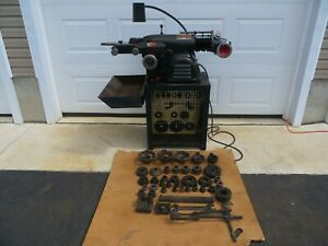 Ammco 3000 Disc Drum Brake Lathe With Tooling Adapters Bench