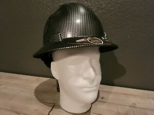 Truecrest Hnte fg spcf Dipped Hard Hat With Fas Trac Suspension Hydro Black