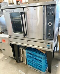 Us Range Ce 100 Single Full Size Electric Convection Oven