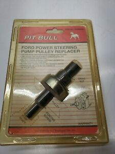 Pit Bull Ford Power Steering Pump Pulley Installer Replacer