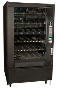 National Vendors 147 Snack Vending Machine 5 wide Free Shipping