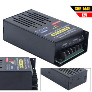 Ac12v Diesel Generator Battery Charger Intelligent Floating Charge 3 5a Chr 1445