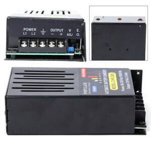 Ac 3 5a Automatic Generator Battery Charger 110 220v Chr 2685 147 82 43mm