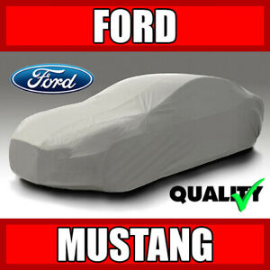 Fits Ford Mustang Car Cover 100 Waterproof All Weather Customfit