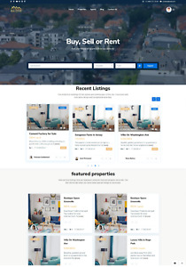 Real Estate Buy Sell And Rental Website Free Hosting With Ssl
