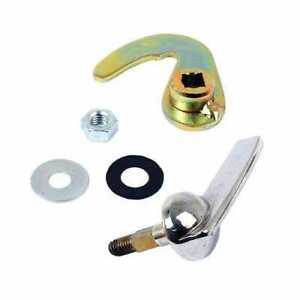 Hood Latch With Handle Compatible With Oliver Allis Chalmers Long 445 350 White
