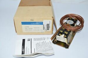 New Johnson Controls A36ahb 33 Temperature Control A36 Four Stage Thermostat Se