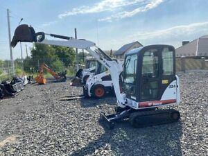 2013 Bobcat 324m Mini Excavator With only 904 Hours Excellent Condition